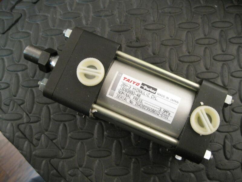 Parker / Taiyo 35H-3 Hydraulic Cylinder, 3.5MPa nominal, 1SD63850-AB