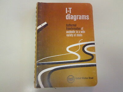 United States Steel Uss 1963 Isothermal Transformation It Diagrams