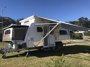 Jayco Outback Expander 2012 Valla Beach Nambucca Area Preview