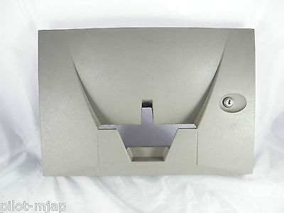 Triton 9100 Atm Bill Dispenser Bezel Cover Some Discoloration Needs Lock