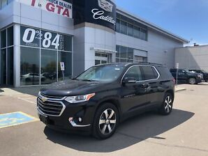 2019 Chevrolet Traverse AWD LT True North