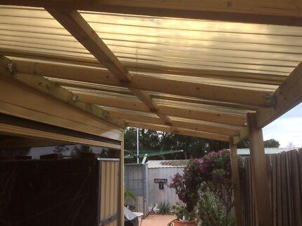 Home Maintenance and Handyman services. Decking,pergolas,carports