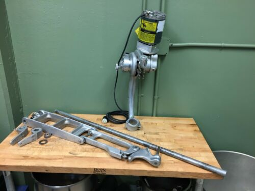 Belshaw Type F Dropper with Mounts, Post and Swingarm - Refurbished