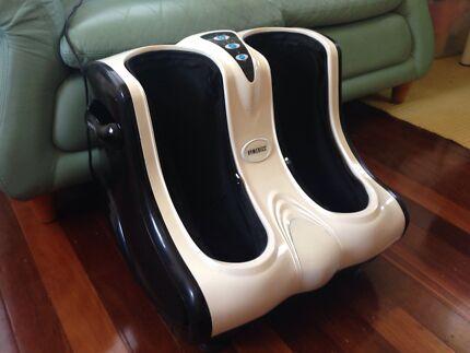Homedics Ultimate Compression Foot & Calf Massager  Stafford Brisbane North West Preview