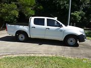 TOYOTA Hilux Dual Cab, Workmate Yandina Maroochydore Area Preview