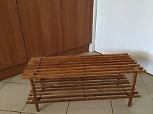 Wood Shoes Stand for sale Burwood Heights Burwood Area Preview