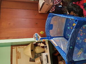 Fisherprice Playpen,Swing and Highchair $180.00/OBO