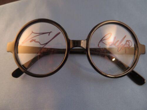 Daniel Radcliffe Signed Harry Potter Glasses COA Autograph Rare