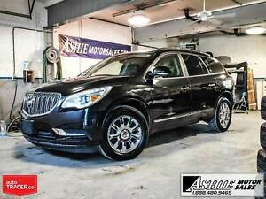 2015 Buick Enclave Leather/Heated Seats! AWD! Nav! Roof!