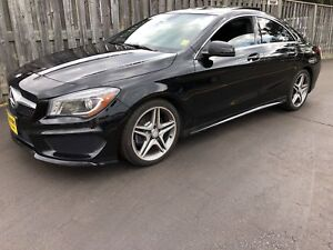 2014 Mercedes-Benz CLA-Class 250, Navigation, Leather, Panoramic
