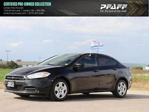 2013 Dodge Dart SXT/Rallye, Bluetooth, Cruise Control