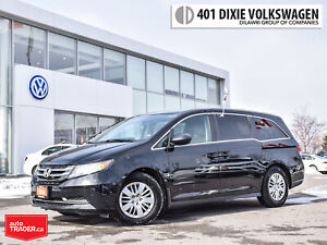 2016 Honda Odyssey LX Trade From OFF Lease. NO Accidents !! Clea