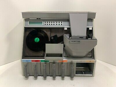 Scan Coin Sc22 Coin Countersorter Commercial Grade