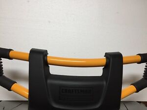 Craftsman Brush guard for tractor