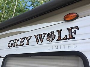 2016 Forest River Grey Wolf Ltd 226RR Toyhauler