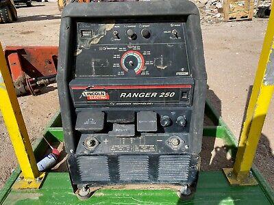 Lincoln Ranger 250 Weldergenerator