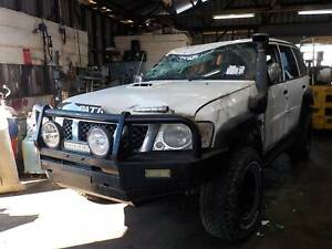 WRECKING 2007 NISSAN PATROL GUIV 3.0L DIESEL AUTO North St Marys Penrith Area Preview