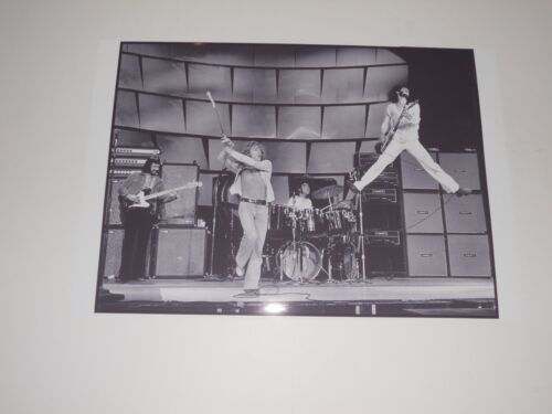 """The Who 1969 (Tommy Tour) Live on Stage Keith Moon Pete Townshend Poster 19""""x13"""""""