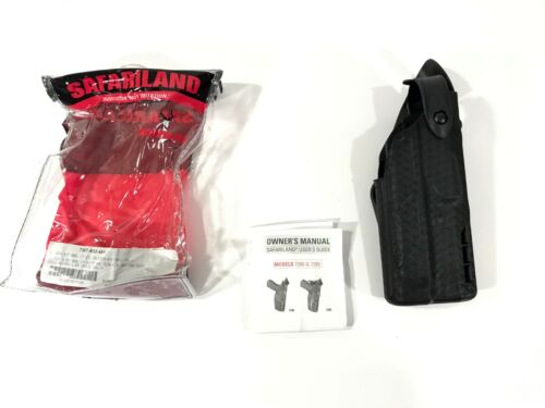 SAFARILAND 7287-832-481 SLS 7TS CONCEALMENT HOLSTER GLOCK 17 22 34 41 + LIGHT RH