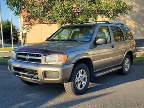2004 Nissan Pathfinder Chinook Toit Ouvrant