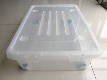 Excellent Under Bed Cheap Storage Solution! Four boxes included! Botany Botany Bay Area Preview