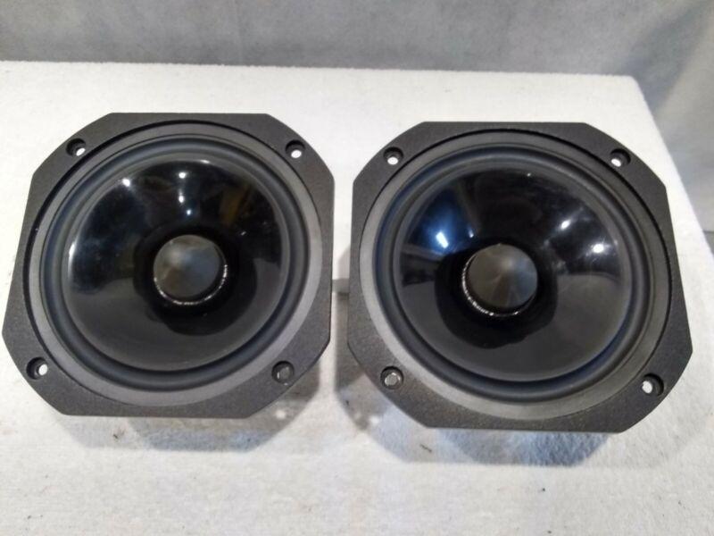 Pair Audax HM170X0 woofers