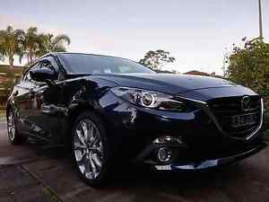 2015 Mazda 3 SP25 GT Safety Sunroof Auto Hatch Kings Langley Blacktown Area Preview