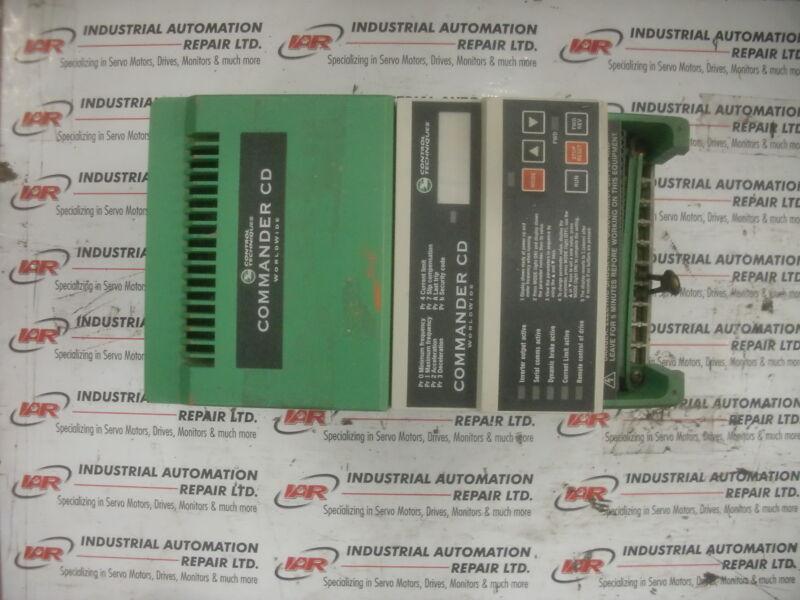 CONTROL TECHNIQUES COMMANDER CD DRIVE CD 400K