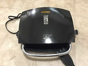 Electric grill sta
