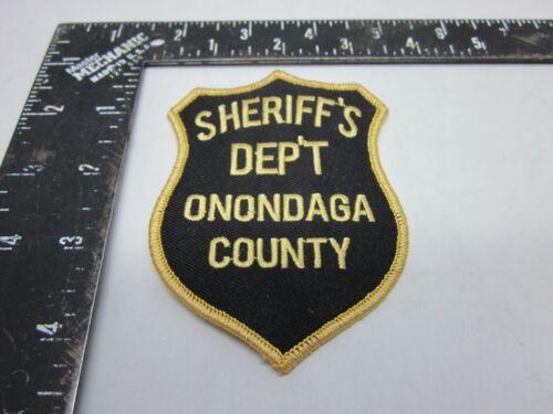 Onondaga County  New York Sheriff