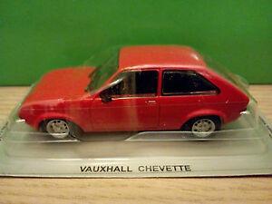 Modelcar-1-43-IXO-IST-VAUXALL-CHEVETTE