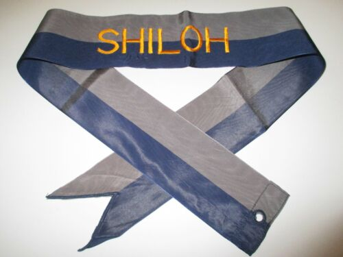 RST167 US Army Civil War Flag Streamer Shiloh Southern IR41