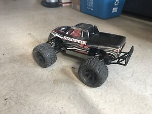 Traxxas stampede 4x4 VXL castle creations