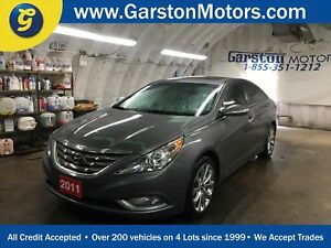 2011 Hyundai Sonata 2.0T*LIMITED*NAVIGATION*LEATHER*POWER SUNROO