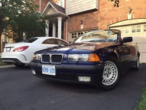 BMW 325i Convertable