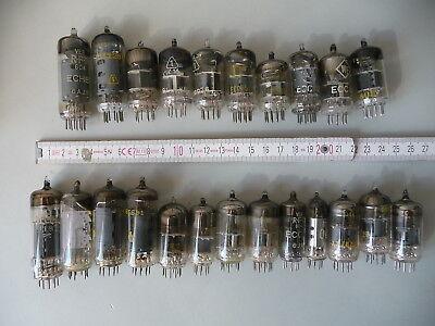 23 x Elektronenröhre Miniaturröhren DDR