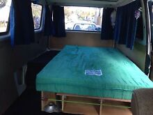 Bed, storage, table and chair for camper van Fremantle Fremantle Area Preview