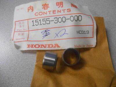 NOS Honda O-Ring Collar VTX1300 VTX1800 FSC600 NSS300 15155-300-000 Qty (Vtx Motorcycle Parts)