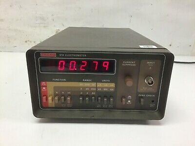 Keithley 614 Electrometer Current Resistance Voltage Charge Meter Tested