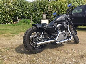 2012 Harley Davidson Nightster