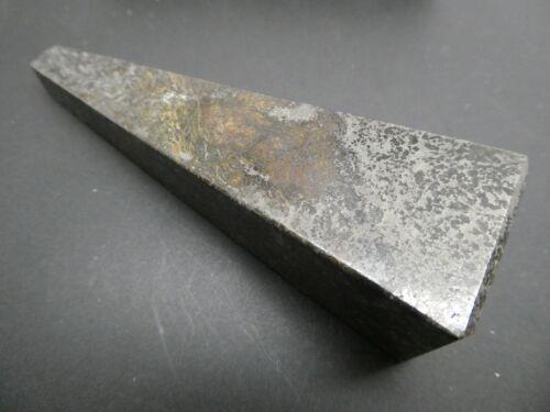 """Pyrite Iron Obelisk Gemstone Reiki Healing Massage Monolith Specimen 4"""""""