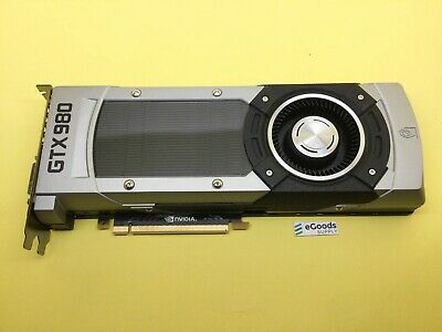 Nvidia GeForce GTX 980 4GB GDDR5 Graphics Video Card