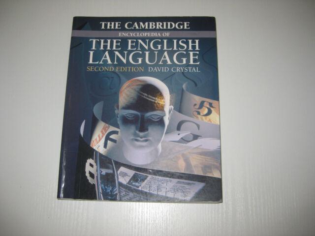 The Cambridge Encyclopedia of the English Language von David Crystal (2003,...