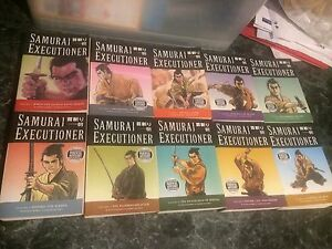 Vol 1-10 Samurai Executioner manga graphic novel Salisbury Brisbane South West Preview