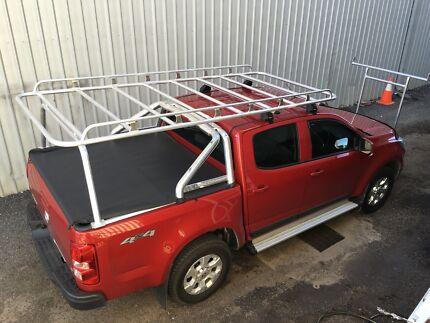 Custom made roof racks Henderson Cockburn Area Preview