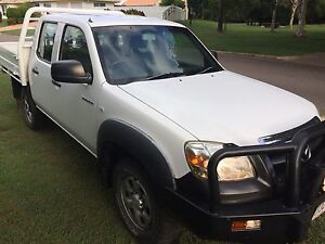 Mazda BT50 Annandale Townsville City Preview