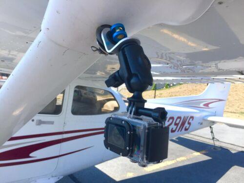 MyPilotPro Bundle GoPro Airplane Mount