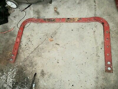 Farmall F20 Tractor Drawbar Hitch Ihc 1939 F20 Part