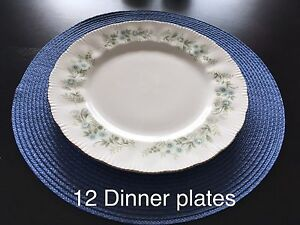 Paragon Debutante Fine Bone China set