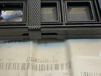 11 Pcs  Atsam3u4e-au  Mcu 32-bit Arm Cortex M3 Risc 256kb Flash